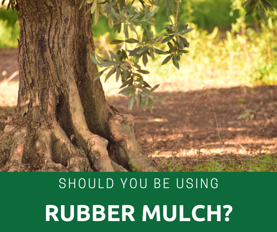 What is Rubber Mulch
